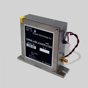 Buy new and refurbished AOM drivers for AGFA at minilablaser.com