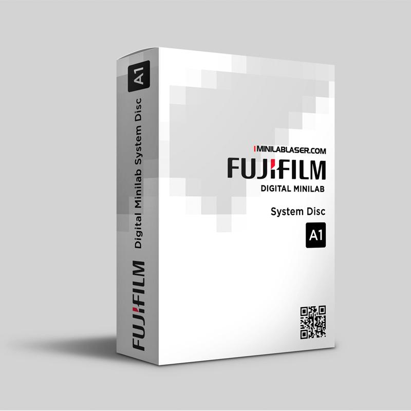 Fujifilm A1 system software minilablaser.com