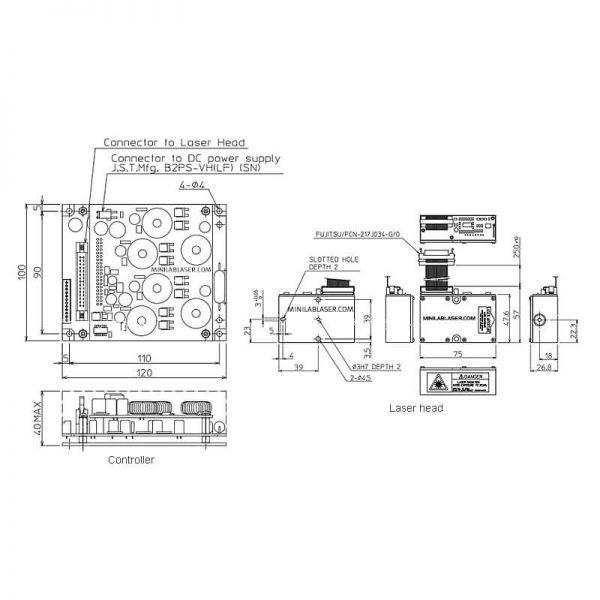 Shimadzu HK9755 & HK9255 AGFA & DURST modules upgrade by minilablaser.com