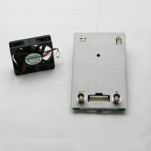new AOM driver with a standby mode made by minilablaser.com