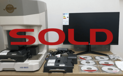 Noritsu HS1800 for sale – August 2020